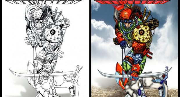 ¿Cuál es la formación correcta para ser ilustrador de cómic?
