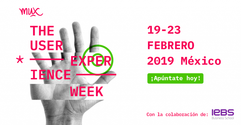 The User Experience Week