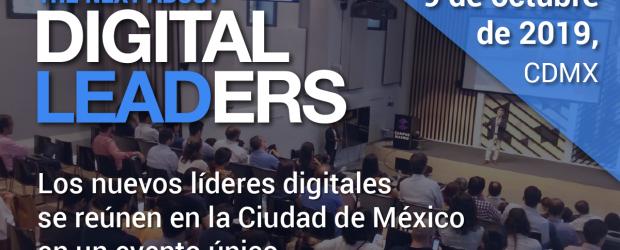 Llega a México The Next About Digital Leaders: el evento de referencia en el sector digital