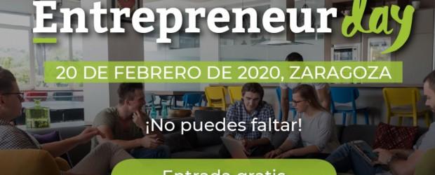 IEBS organiza el Entrepreneur Day a Zaragoza 2020, el evento creado para las startups