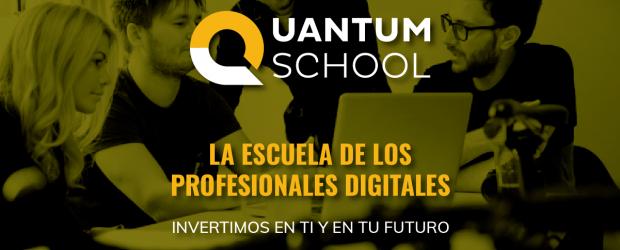 Nace Quantum, la 1ª BootCamp School Online donde pagas si encuentras trabajo